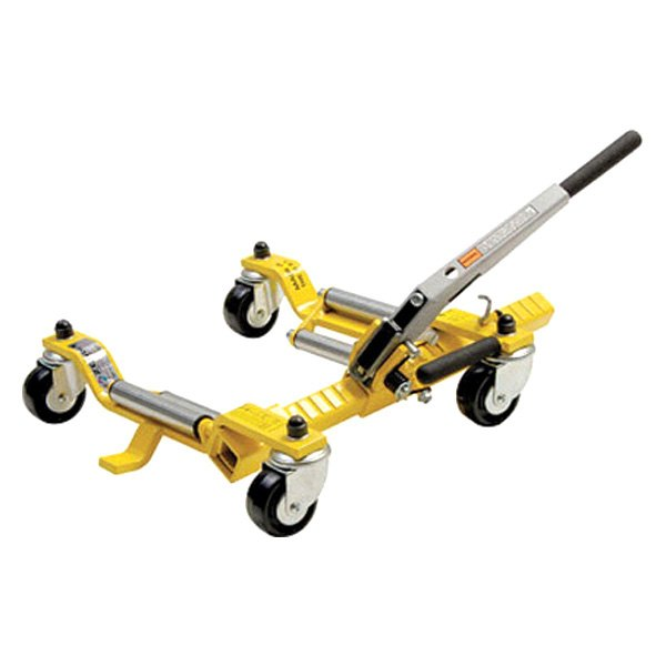 Zendex® - Go Jack™ Right Hand Aircraft Jack Angled Ratchet Lever Dolly