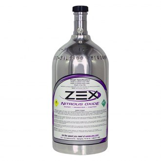 ZEX® - Race Nitrous Bottle