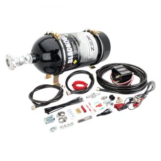 ZEX® - Blackout™ EFI Custom Wet Nitrous System