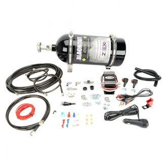 ZEX® - Blackout™ Race EFI Custom Wet Nitrous System