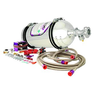 ZEX® - Race EFI Custom Wet Nitrous System