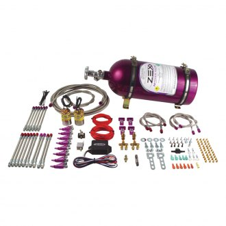 ZEX® - EFI Wet Nitrous System with Bottle