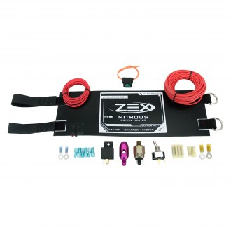ZEX® - Adjustable Nitrous Bottle Heater