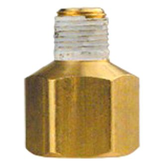 "ZEX® - 1/8"" NPT Male to 1/4"" NPT Female Reducer"