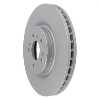 Zimmermann® - Coat-Z Plain 1-Piece Brake Rotor