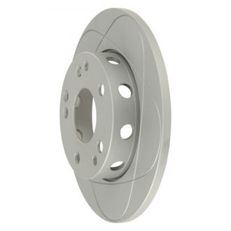 Zimmermann® - Coat-Z Plain Solid 1-Piece Brake Rotor