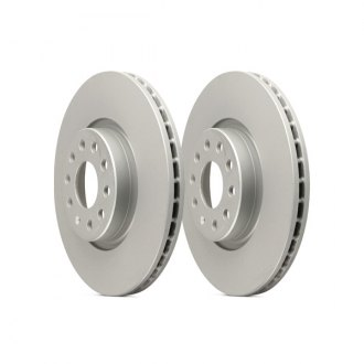 Zimmermann® - Coat-Z Plain Brake Rotor