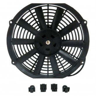 Zirgo® - High Performance Flat Blade Style Blu Cooling Fan