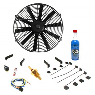 Zirgo® - Super Cool Kit with Flat Blade Style Fan