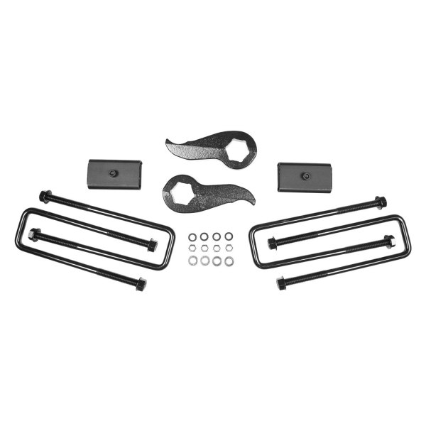 Zone Offroad® - Front and Rear Complete Lift Kit