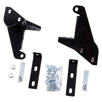 Zone Offroad® - Rear Bumper Bracket Kit