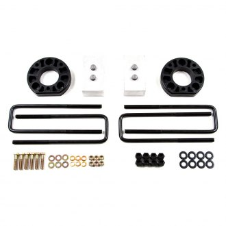 "Zone Offroad® - 2"" x 2"" Front and Rear Suspension Lift Kit"