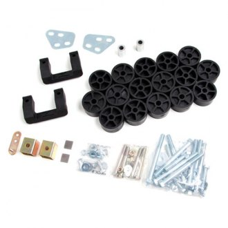 "Zone Offroad® - 3.5"" x 1.5"" Combo Front and Rear Suspension Lift Kit"