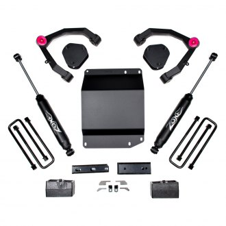 Zone Offroad® - Adventure Series UCA Lift Kit