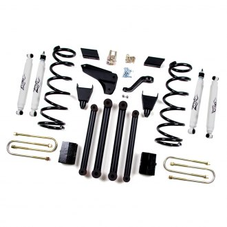 Zone Offroad® - 4-Link Lift Kit