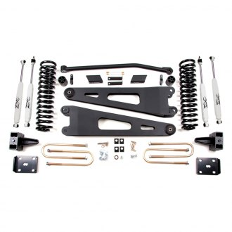 Zone Offroad® - Radius Arm Lift Kit