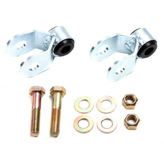 Zone Offroad® - Front Sway Bar Shackle Link Kit