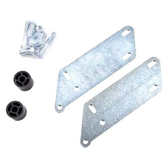 Zone Offroad® - Rear Bumper Brackets