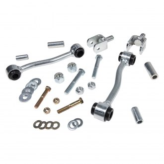 Zone Offroad® - Front Extended Sway Bar Link Kit