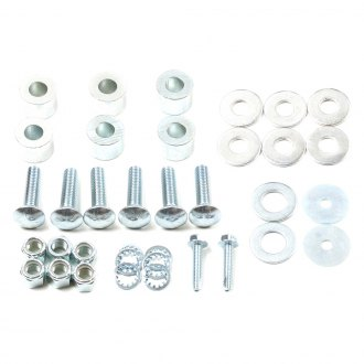Zone Offroad® - Front Bumper Spacer Kit