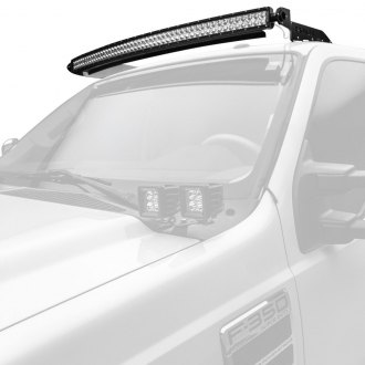 "Zroadz® - Roof Mounted 52"" 300W Curved Dual Row Combo Beam LED Light Bar"