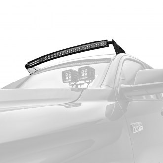 "Zroadz® - Roof Mounted 50"" 288W Curved Dual Row Combo Beam LED Light Bar"