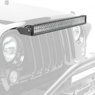 Zroadz® - Grille Top Mounted LED Light Bar