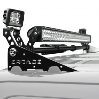 "Zroadz® - Roof Mounted MegaWatt 40"" Modular Dual Row Combo Beam LED Mounting System"