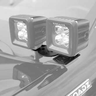 Zroadz® - Hood Hinges Mounted LED Lights