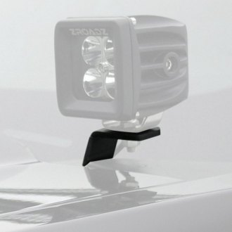 "Zroadz® - Hood Hinge Mounts for Two 3"" LED Pod Lights"