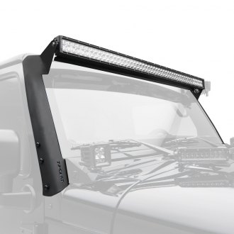 Zroadz® - Windshield Frame Mounted LED Light Bar