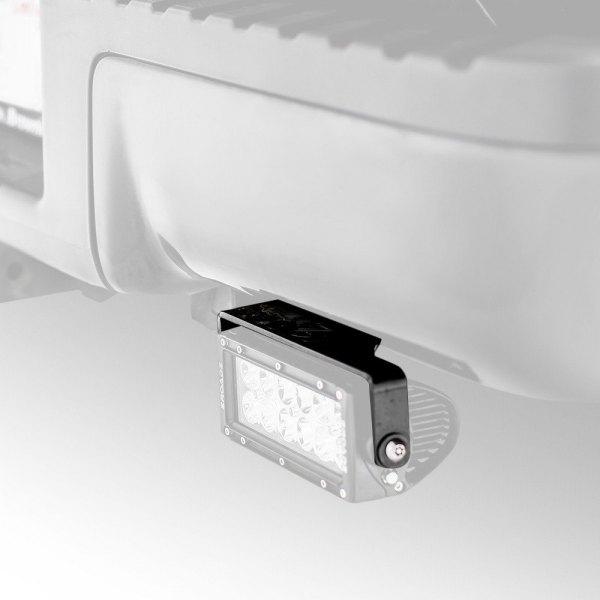 ZROADZ Z385461 Black Rear Bumper LED Light Bar Mounting Bracket 2008-2016 FORD F250//350