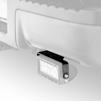 "Zroadz® - Rear Bumper Mounts for Two 6"" LED Light Bars"