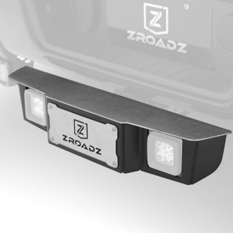 "Zroadz® - Hitch Step Mount for Two 3"" LED Pod Lights"