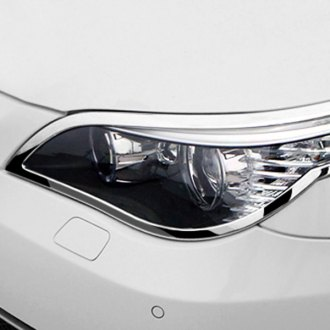 Zunden - Chrome Headlight Bezels