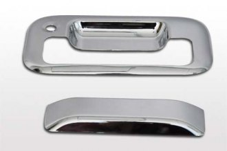 Zunden® - Chrome Tailgate Handle Covers