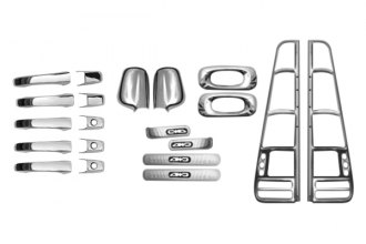 Zunden® - Super Combo Chrome Accessory Kit
