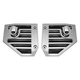 Zunden® - Chrome Side Vent Covers