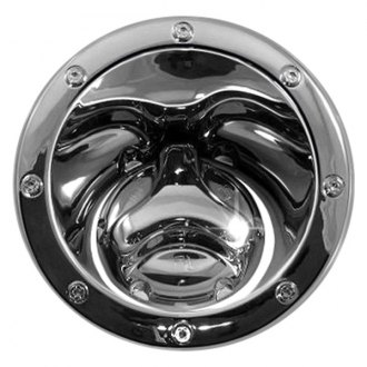 Zunden® - Chrome Gas Cap Cover