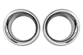 Zunden® - Chrome Fog Light Trim Rings