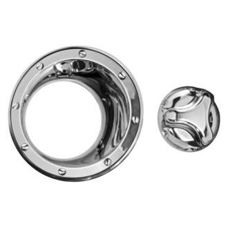 Zunden® - Chrome Chrome Gas Cap Cover