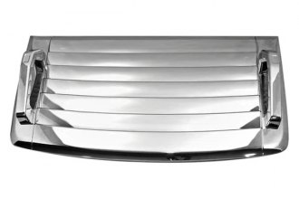 Zunden® - Chrome Hood Deck Vent