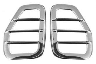 Zunden® - Chrome Side Marker Light Trim