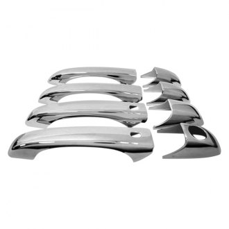 Zunden® - Chrome Door Handle Covers