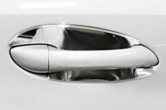 Zunden® - Chrome Door Handle Inserts