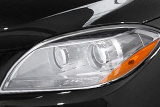 Zunden® - Chrome Headlight Bezels