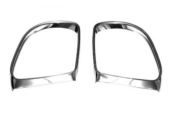 Zunden® - Chrome Mirror Trims