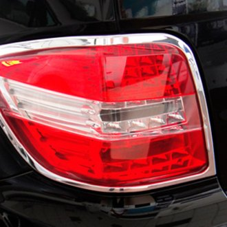 2007 mercedes gl class chrome accessories trim for Mercedes benz gl450 chrome accessories