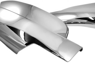 Zunden® - Chrome Mirror Covers