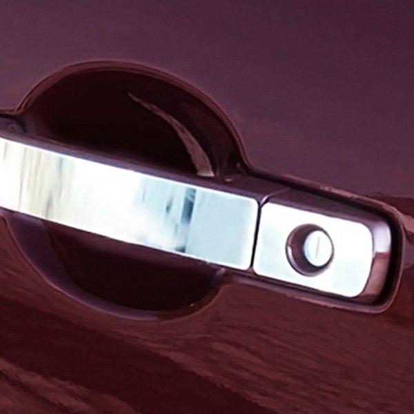 Zunden Nissan Altima 2007 2011 Chrome Door Handle Covers